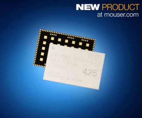Nordic's nRF91 SiP, Offers Compact, Low-Power Cellular IoT