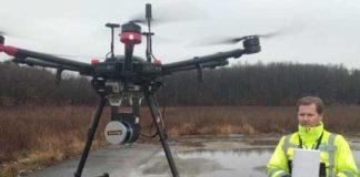 Ventus Tech Using YellowScan Surveyor