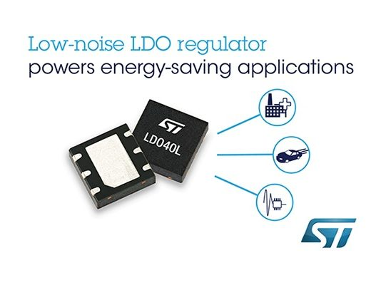 LDO40L Regulator