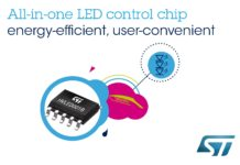 LED-lighting control chip