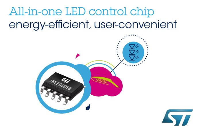 LED-lighting control chip