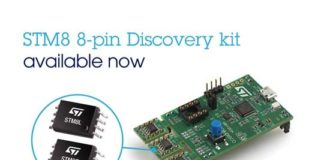 STM8 Discovery Kit