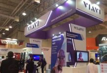 VIAVI 5G network testing