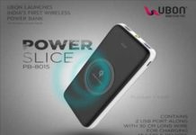 Wireless Power Bank