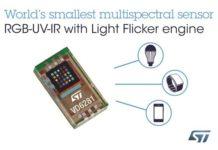 ST Ambient Light Sensor