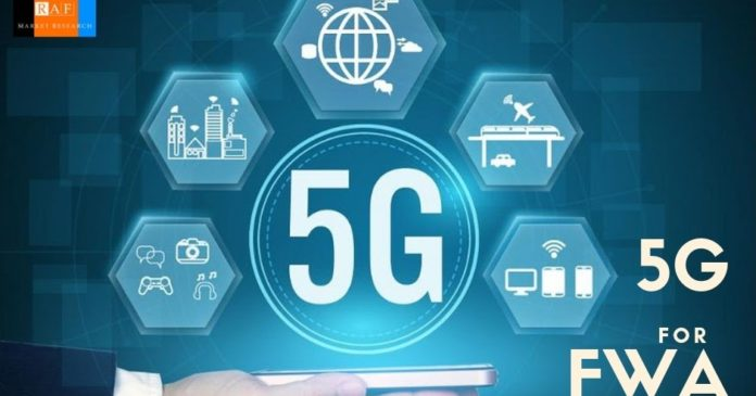 5G Fixed Wireless Access (FWA)