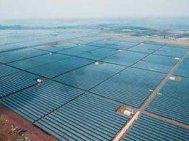Azure Solar Plant