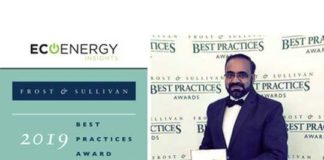 EcoEnergy Award