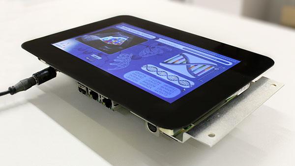 Embedded Display