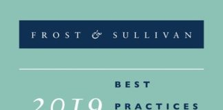 Frost Sullivan Fox-IT Award
