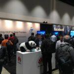 Huawei Booth in OCP