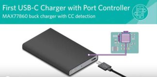 Maxim USB-C Buck Charger