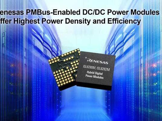 PMBus Power Modules
