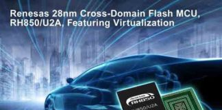 Renesas Flash MCU