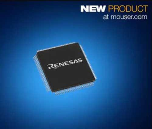 Renesas S5D3