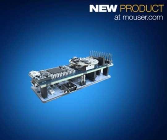 STMicroelectronics BLE Sensor Development