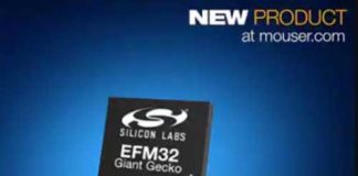 Silicon Labs EFM32