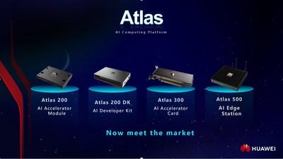 Huawei Atlas AI