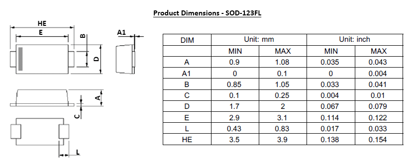 Good-Ark Semiconductor Current Limiting Diodes