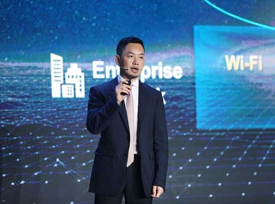 Huawei Leads New ICT