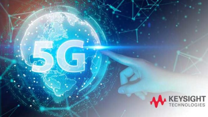 Keysight's 5G Test Solutions