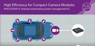 Maxim Automotive Power Management IC