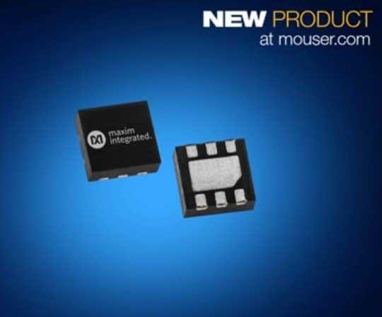 Maxim's DS2477 Secure I²C Coprocessor