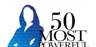 Most Powerful Women in Technology