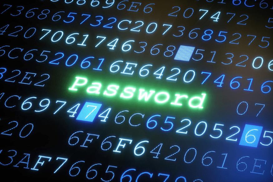 Online Accounts Passwords