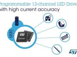 ST RGB-LED Driver