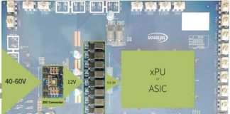 Infineon's ZSC switched capacitor converter