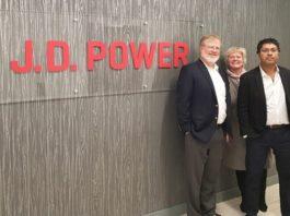 Reevoo staff at J D Power