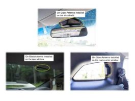 5G Communication Using Glass Antenna