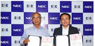 NEC and CSC e-Governance