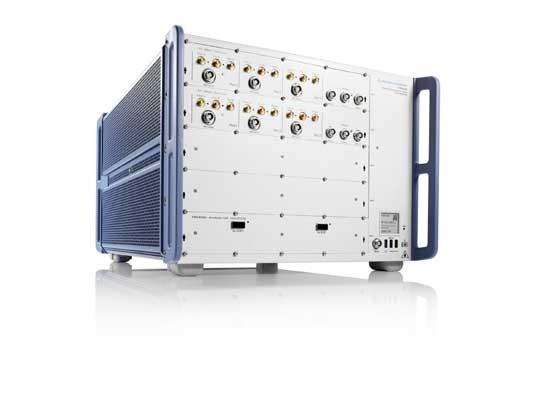 R&S 5G wireless device test