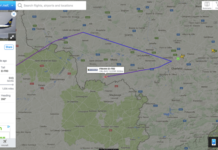 Ryanair Flight Tracking