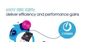 ST HB2 IGBT