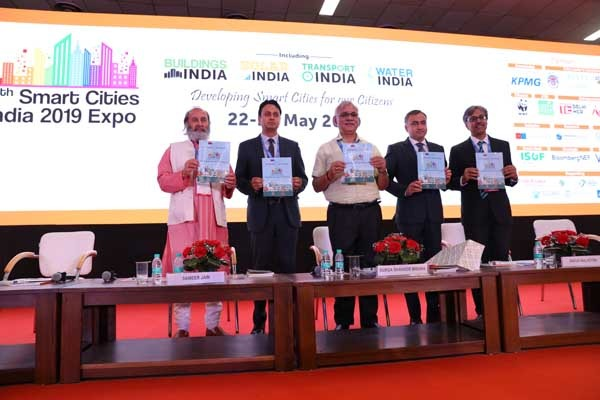 5th Smart Cities 2019 India Expo