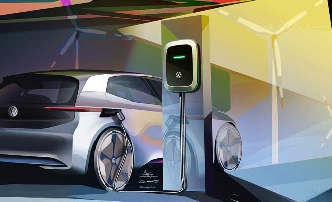 Volkswagen electric future