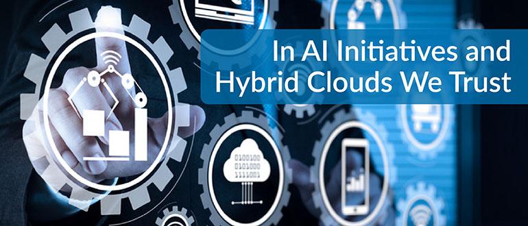 Hybrid Cloud and AI