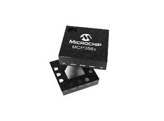 Fast Data Rates Meet High Accuracy in Microchip's New Analog