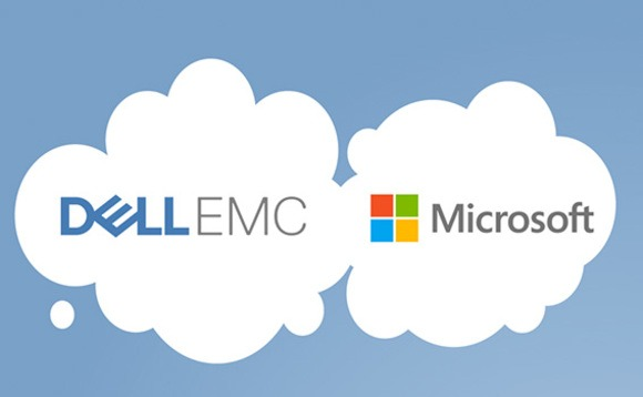 Microsoft with Dell EMC
