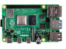 Raspberry Pi 4 Computer