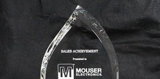 Sales Growth Award