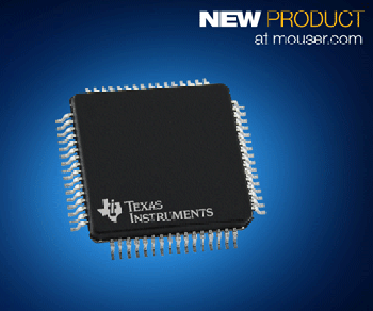 Texas Instruments MSP430FR504x