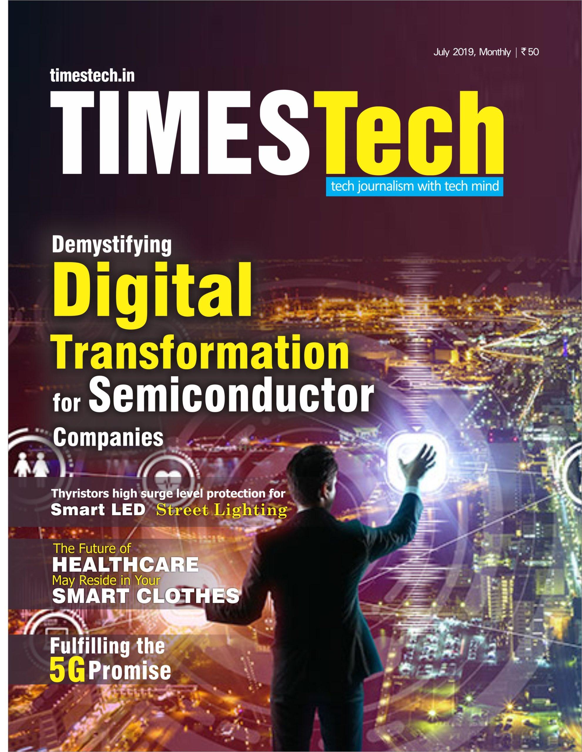 TimesTech July 2019