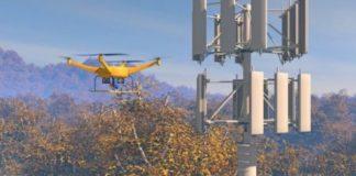 DOCOMO Drone Applications
