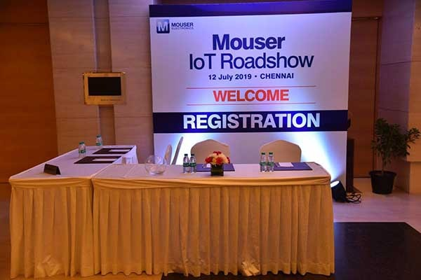 Mouser IoT Road Show