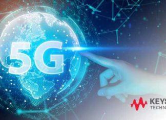 Keysight's 5G Test Solutions
