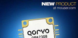 Qorvo GaN Power Amplifier